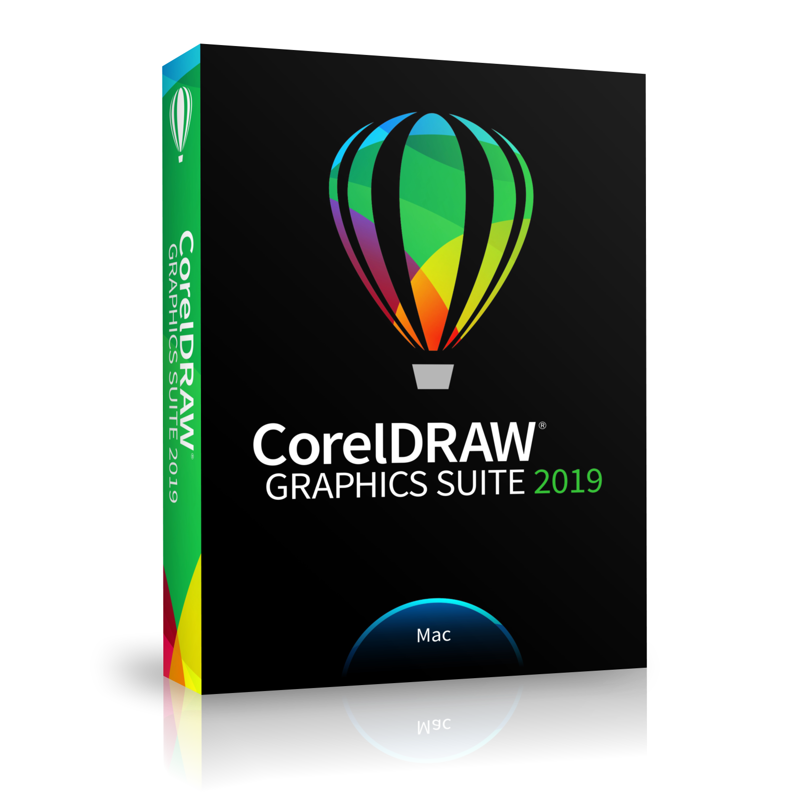 CorelDRAW Graphics Suite 2019 Mac CZ