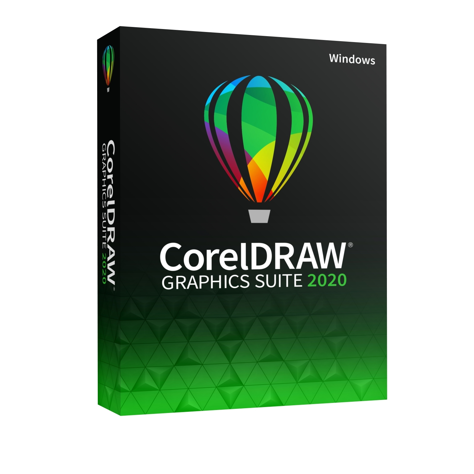 CorelDRAW Graphics Suite 2020 Win (box) CZ