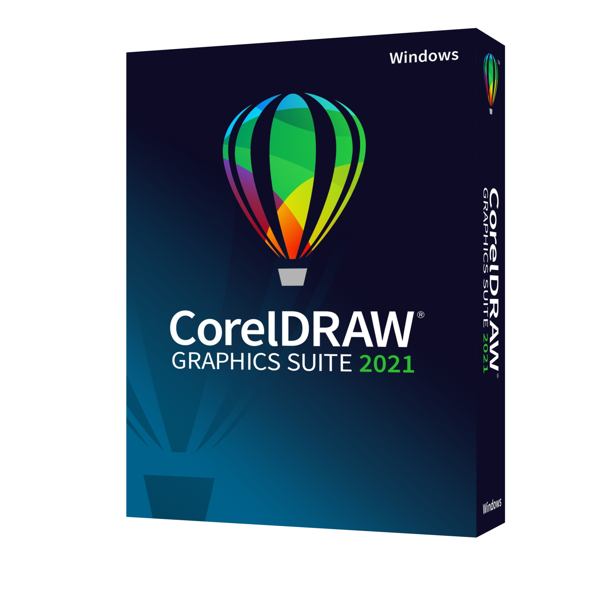 CorelDRAW Graphics Suite 2021 Win
