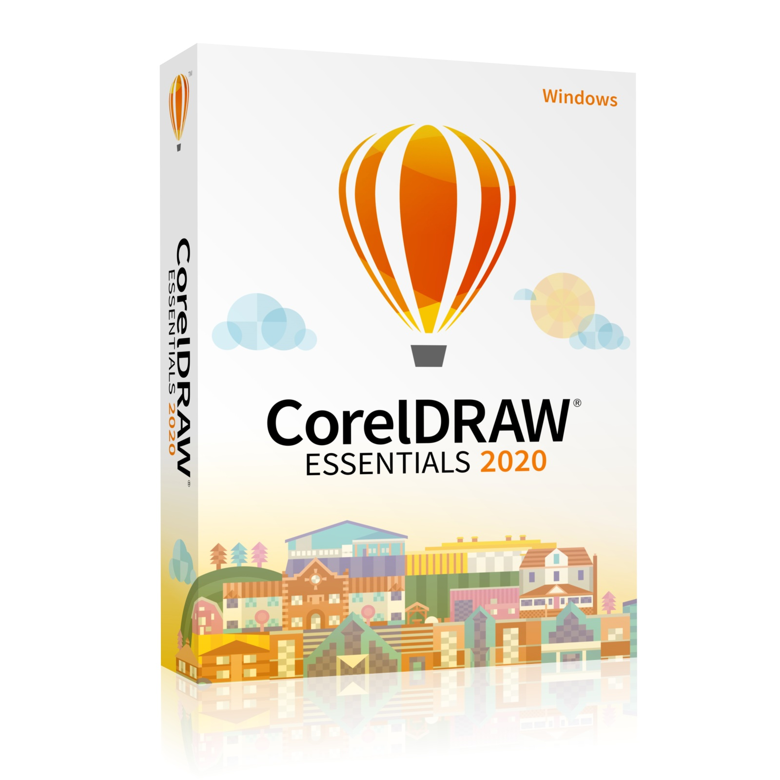 CorelDraw Essentials 2020 (box) CZ/PL EU