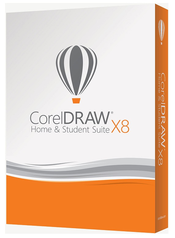 CorelDRAW Home & Student Suite 8 CZ