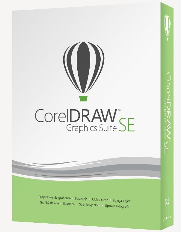 CorelDRAW Graphics Suite Spec. Ed. CZ/PL Mini-Box