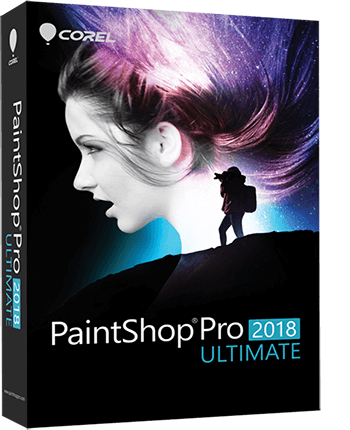 PaintShop Pro 2018 ULTIMATE Eng