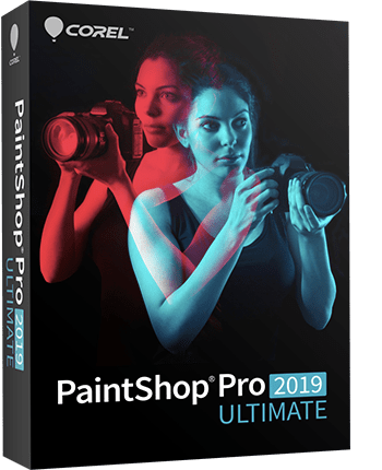 PaintShop Pro 2019 ULTIMATE Eng