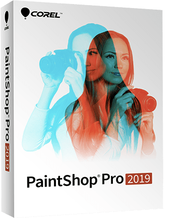 PaintShop Pro 2019 EN Mini-Box