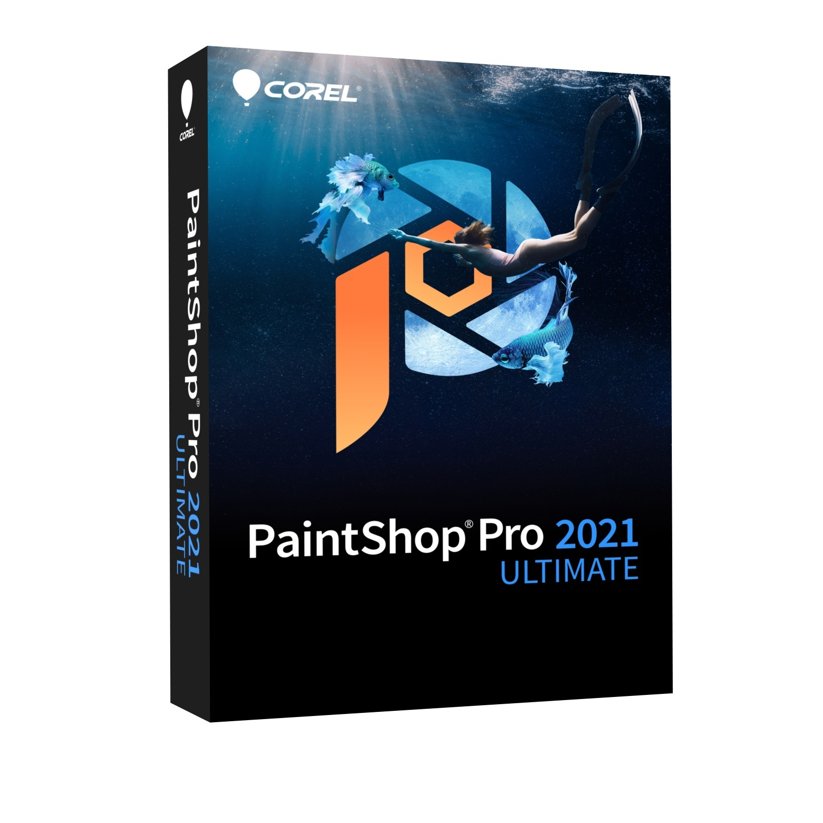 PaintShop Pro 2021 Ultimate EN Mini box