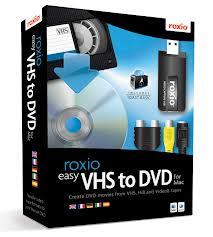 Roxio Easy VHS to DVD for Mac Eng