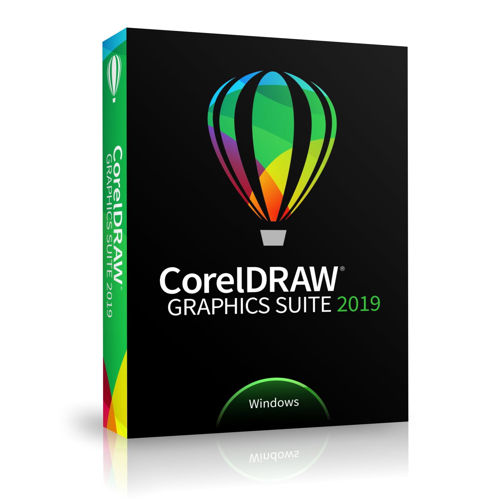 CorelDRAW Graphics Ste2019 EDULic Win(Single User)