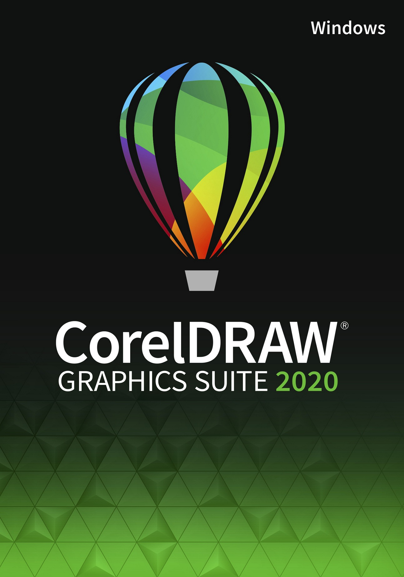 CorelDRAW Graphics Suite 2020 Education License (Windows) (Single User)