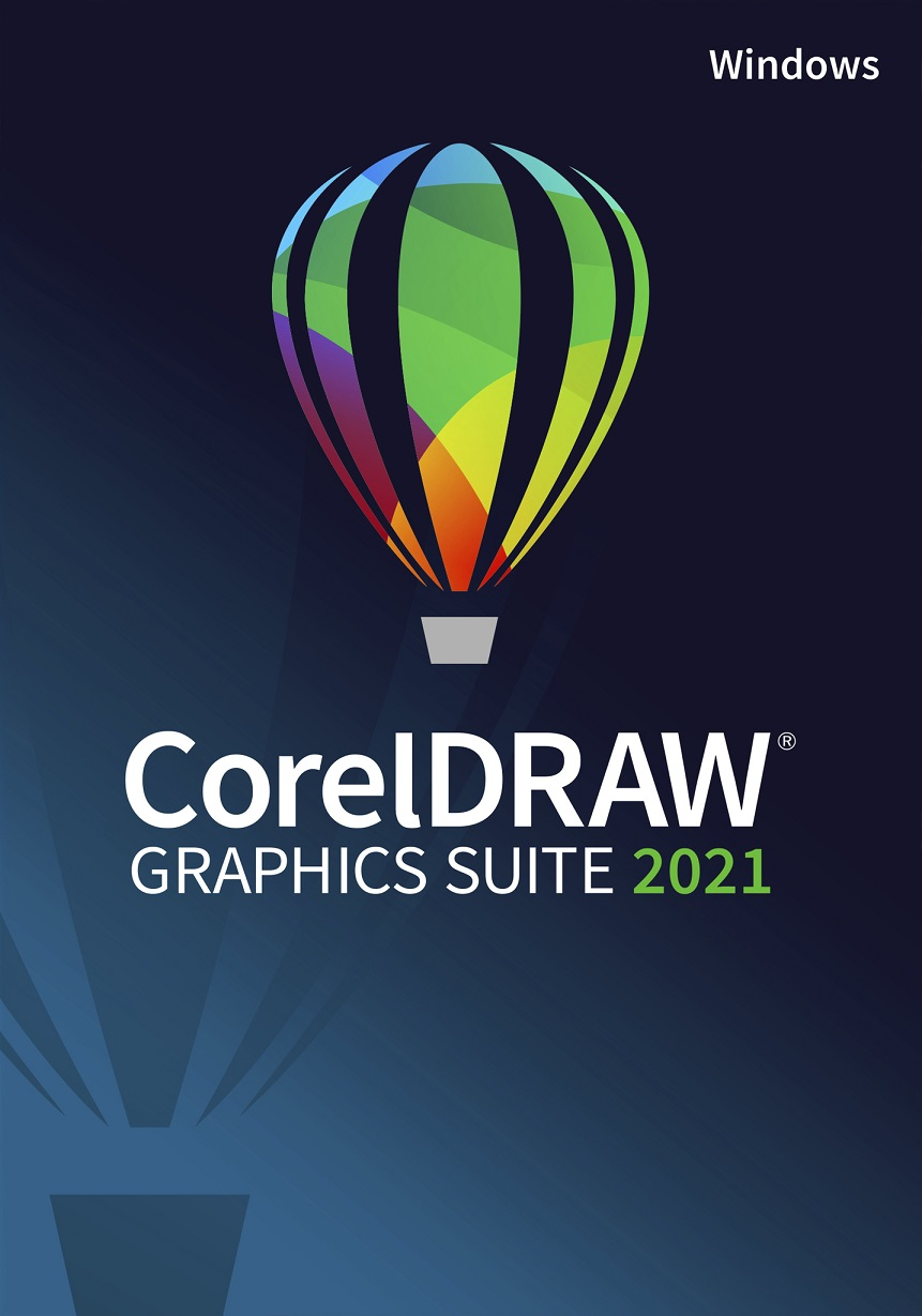 CorelDRAW Graphics Ste2021 EDULic Win Single User