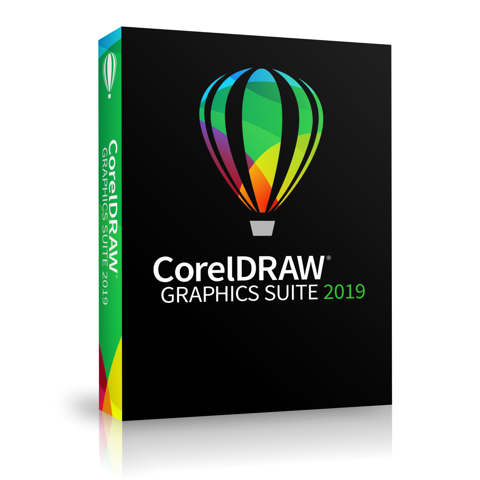 CorelDRAW Graphics Suite 2019 Education Lic (5-50)