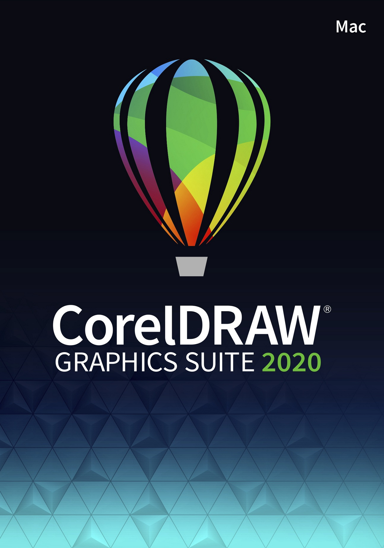 CorelDRAW Graphics Suite 2020 Education License (MAC) (Single User)