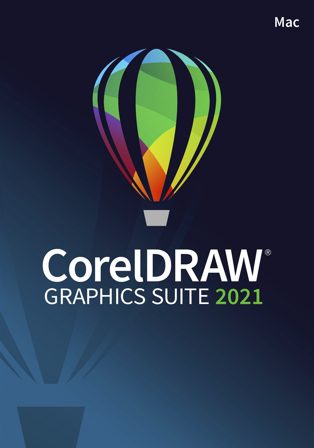 CorelDRAW Graphics Suite 2021 EDULic Mac (5-50)