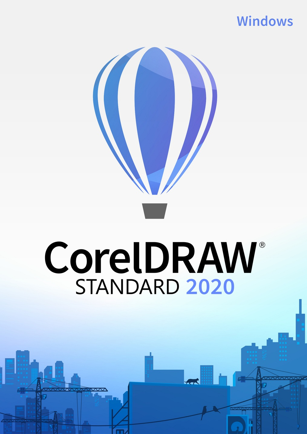 CorelDraw Standard 2020 Education License (50-99)