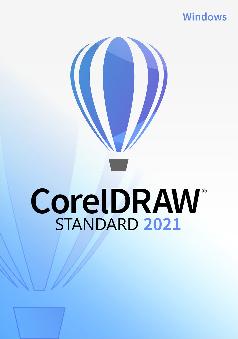 CorelDraw Standard 2021 Education License (50-99)
