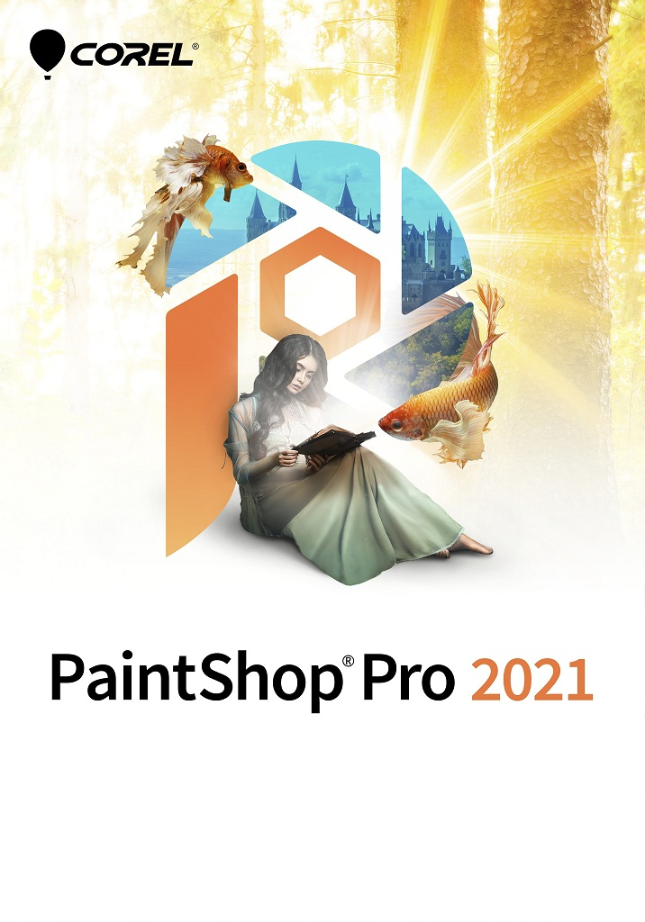 PaintShop Pro 2021 Classroom License 15+1