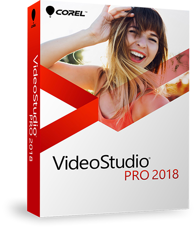 VideoStudio Pro 2018 Classroom License 15+1