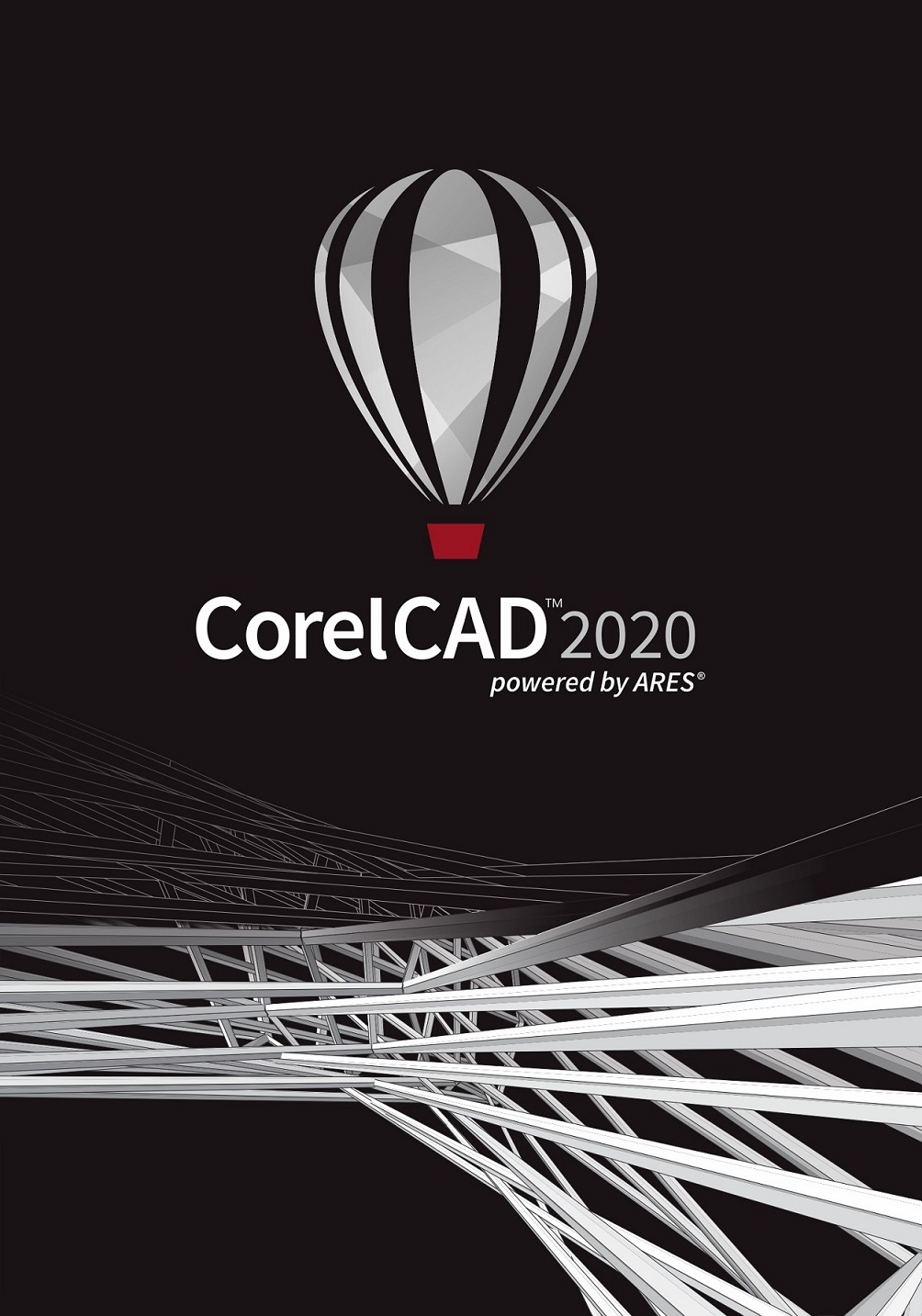 CorelCAD 2020 License PCM ML Single User