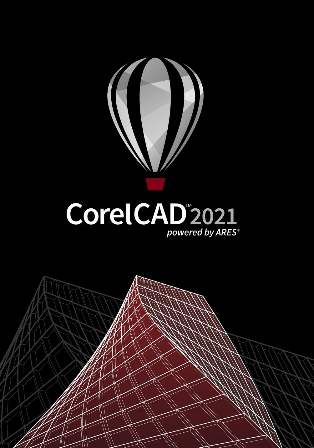 CorelCAD 2021 License PCM ML Lvl 2 (5-50)