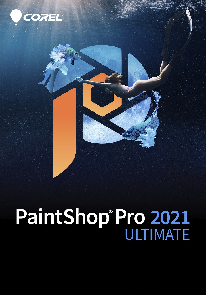 ESD PaintShop Pro 2021 ULTIMATE ML