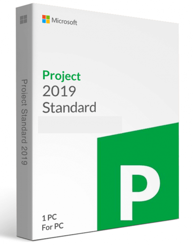 Project Standard 2019 SK