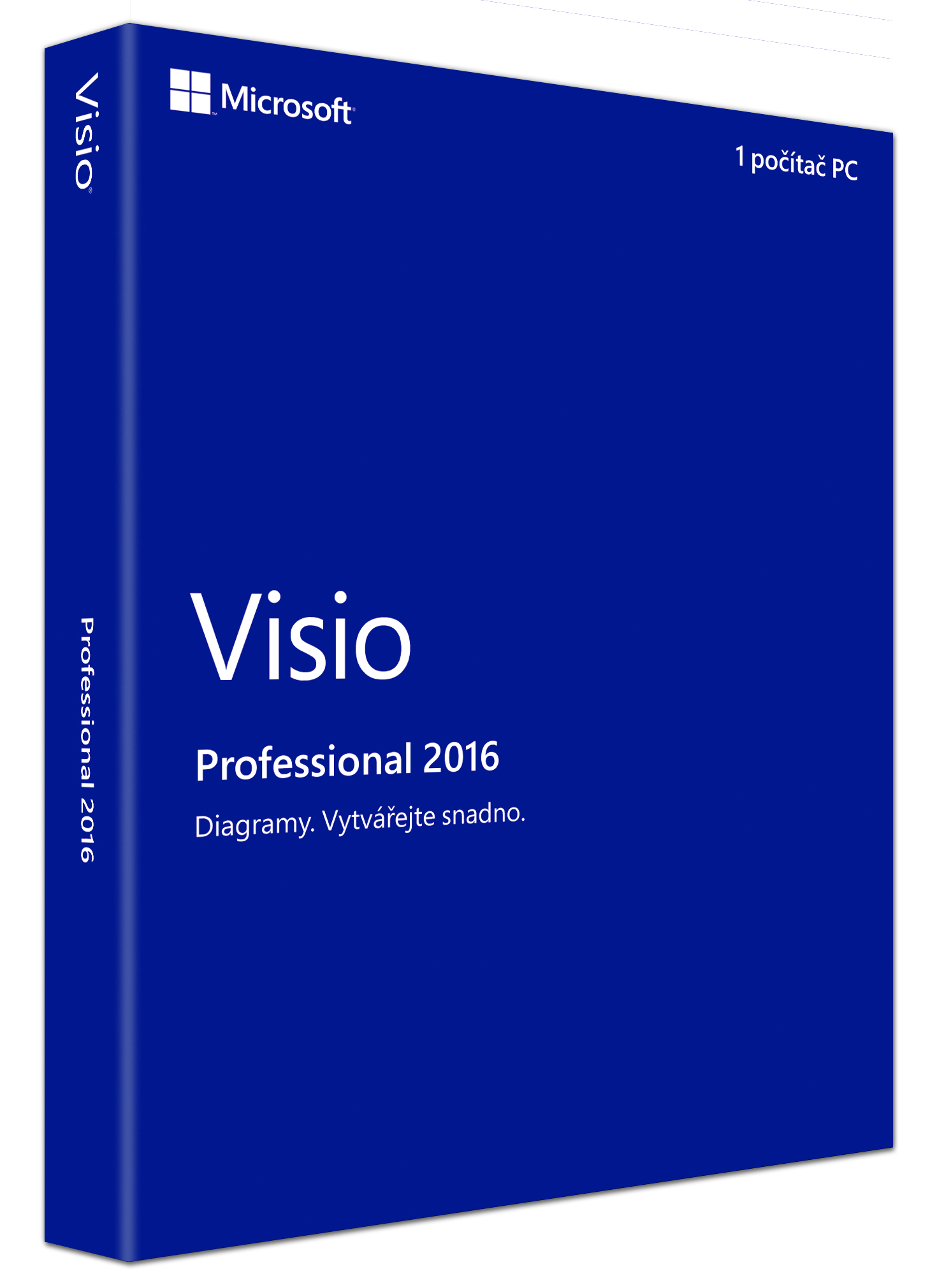 Visio Professional 2016 Eng
