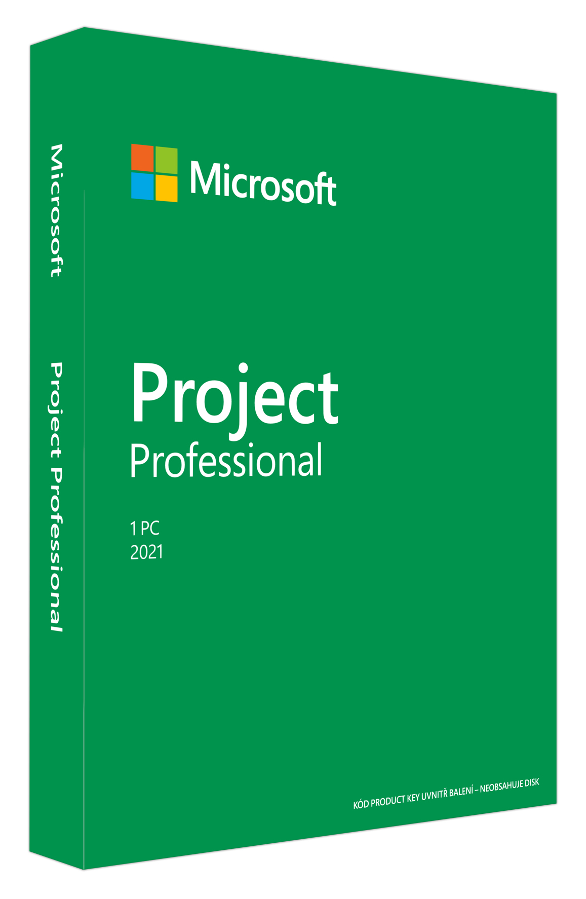 Project Pro 2021 Win Eng