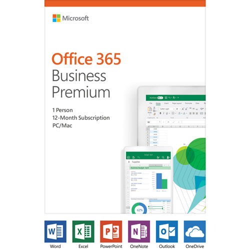 O365 Business Prem Retail Eng