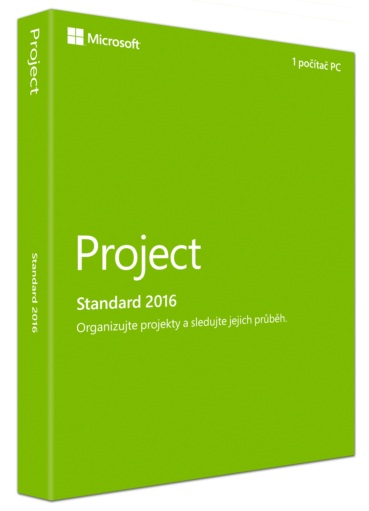 Project 2016 Standard Eng
