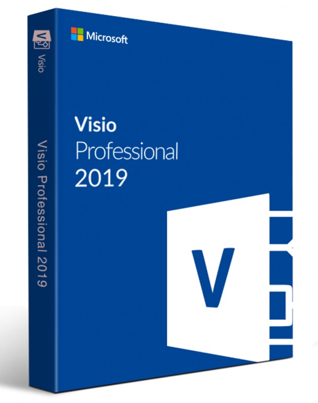 ESD Visio Pro 2019 All Languages