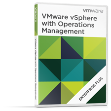 VMw vSphere 6 Enterprise+ with Oper. Management