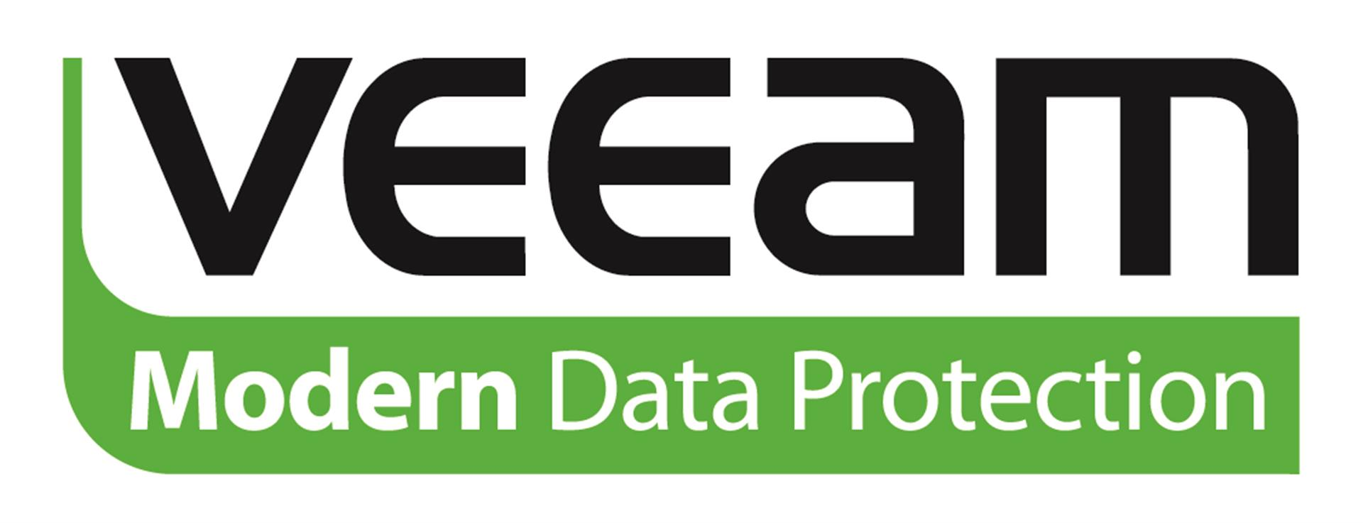 Veeam 1additional year of maintenance for B&R Ent+