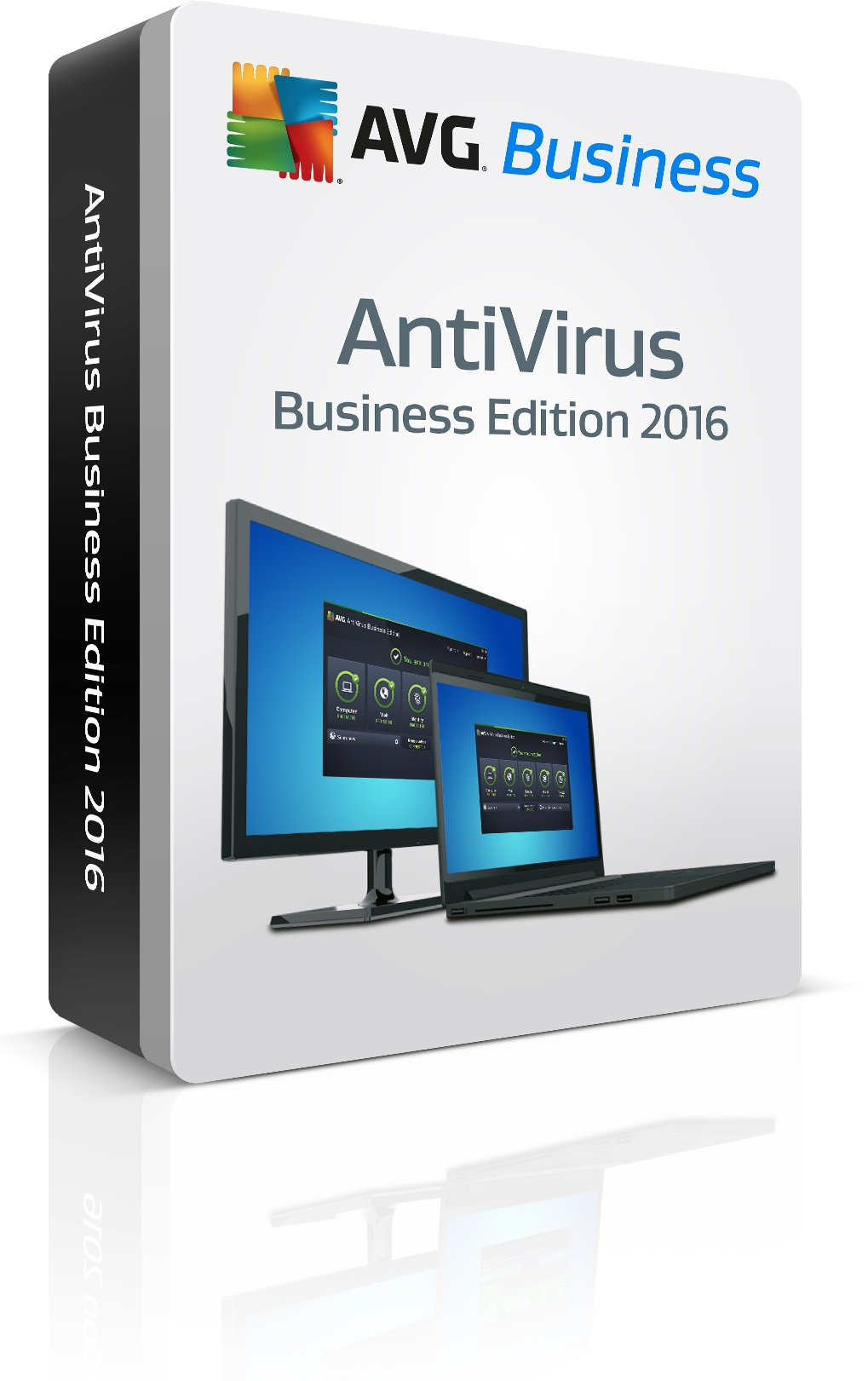 AVG Anti-Virus Business, 40 lic. /36 m.