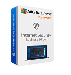 AVG Internet Security Business, 3 lic. /24 m.