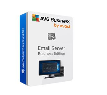 AVG Email Server Business Edition, 10 mbx. /24 m.