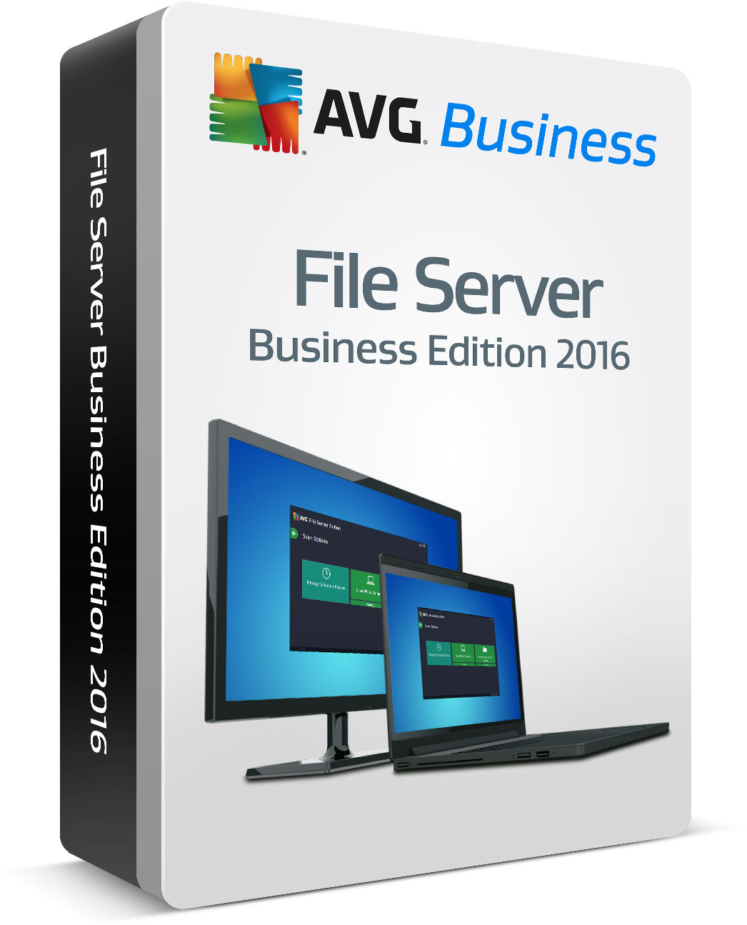 AVG File Server Edition , 40 lic. /24 m.
