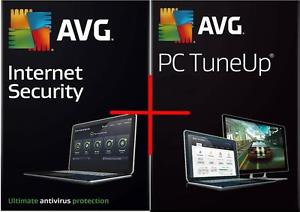 AVG Ultimate Internet Security + TuneUp 12 měs.