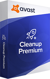 Avast CleanUp 1 PC 24 měs.