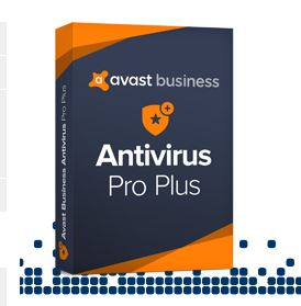 Avast Business Pro Plus Managed 11 PC 36 měs.