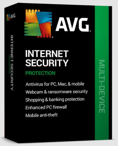 AVG Internet Security  MD up to 10 connections 1Y