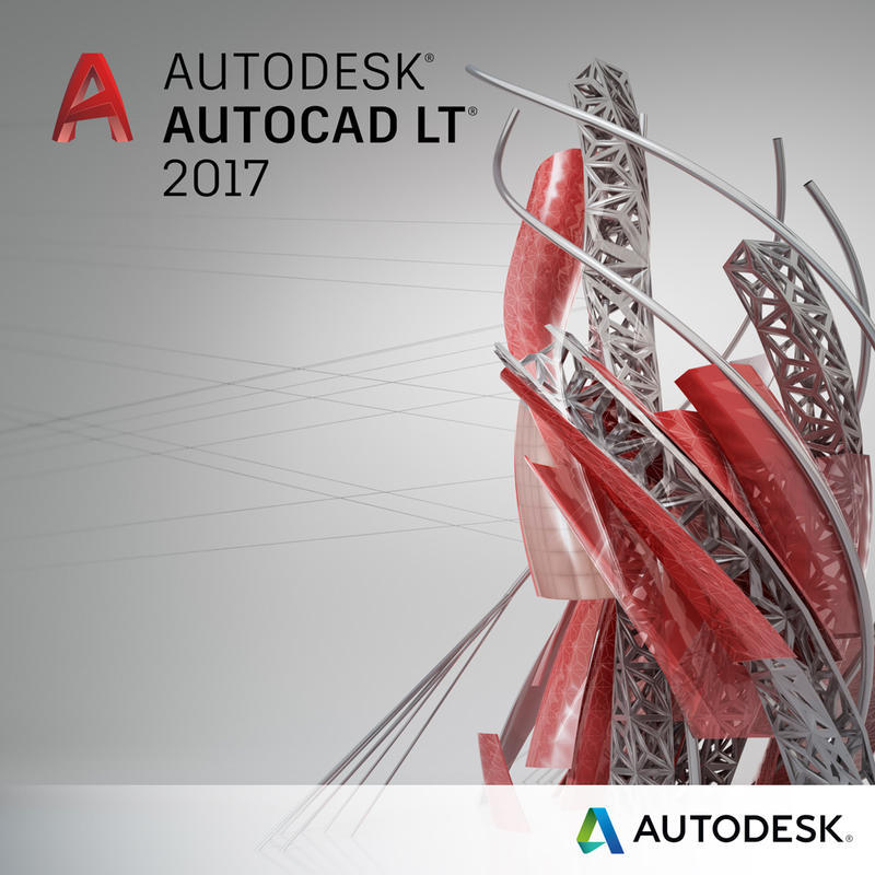 AutoCAD LT 2019 Commercial New Single 2-Year Subscription with Advanc. Support