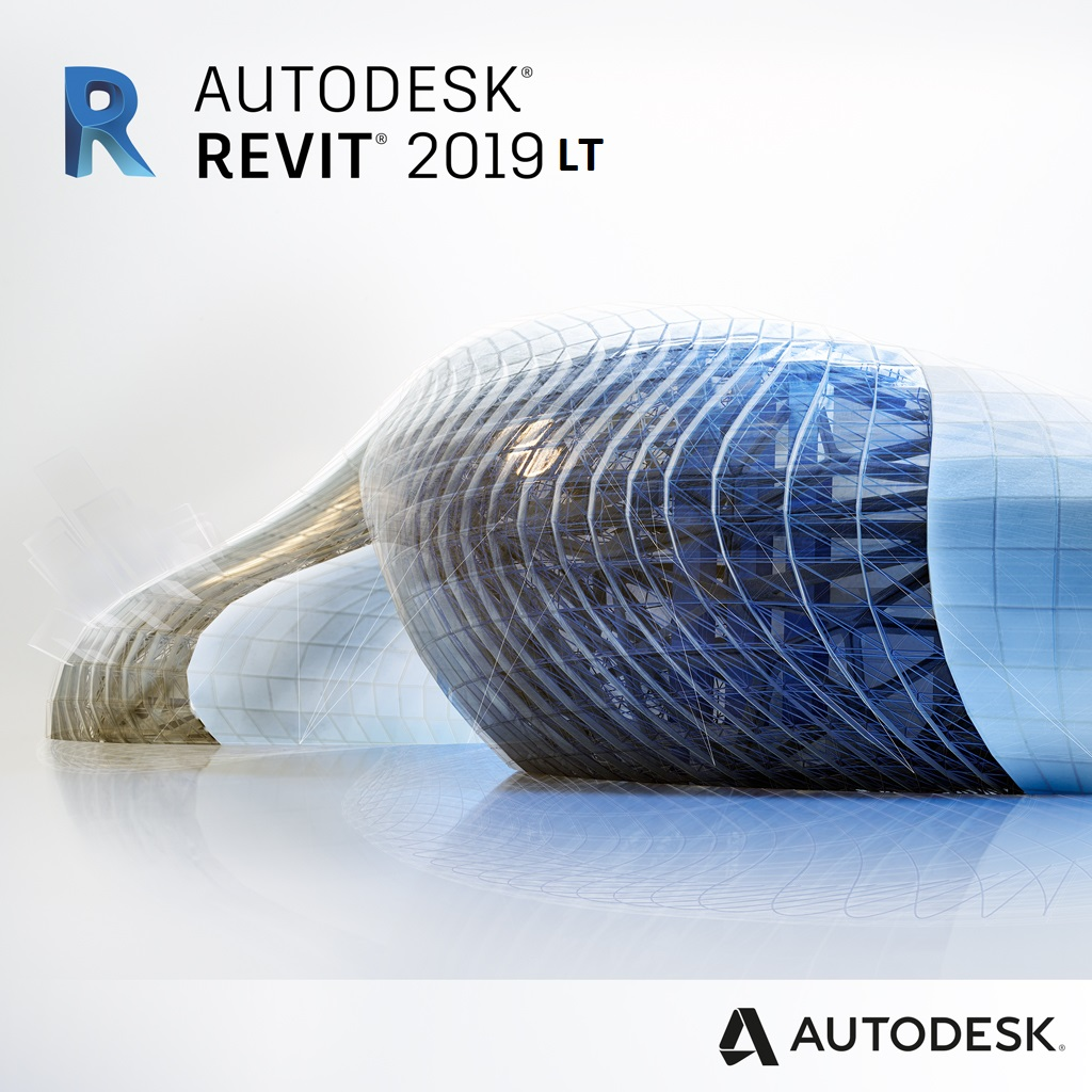 Revit LT 2019 Commercial New Single-user ELD 1-Year Subscription