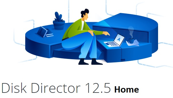 Acronis Disk Director 12.5 Home 1 PC Upgrade