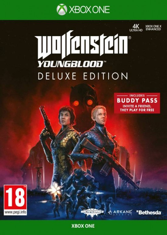 XOne - Wolfenstein Youngblood Deluxe Edition