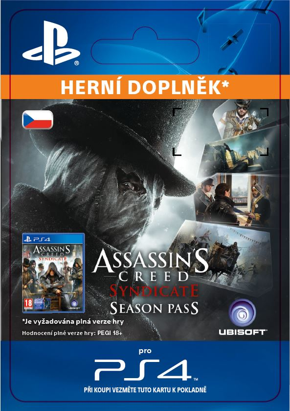 ESD CZ PS4 - Assassin's Creed Syndicate SP
