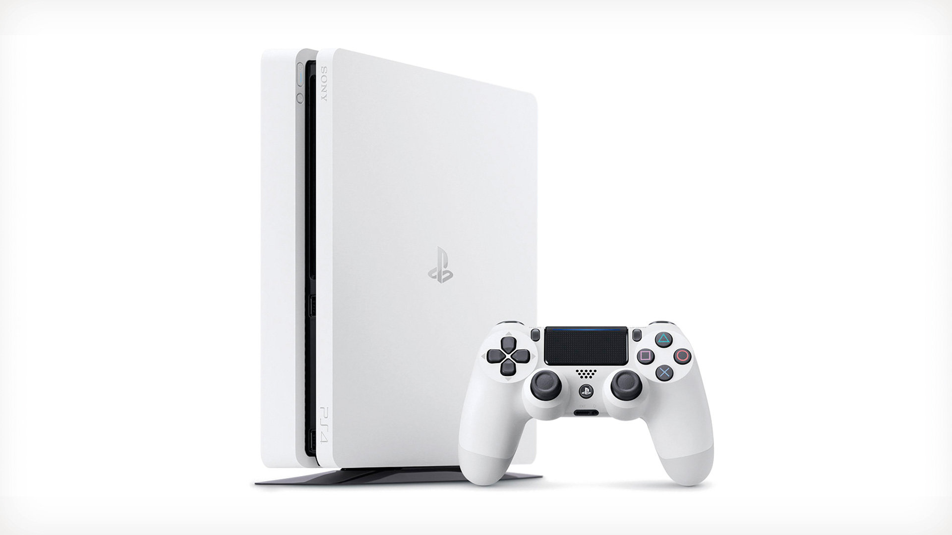 PS4 - Playstation 4 500GB E white slim