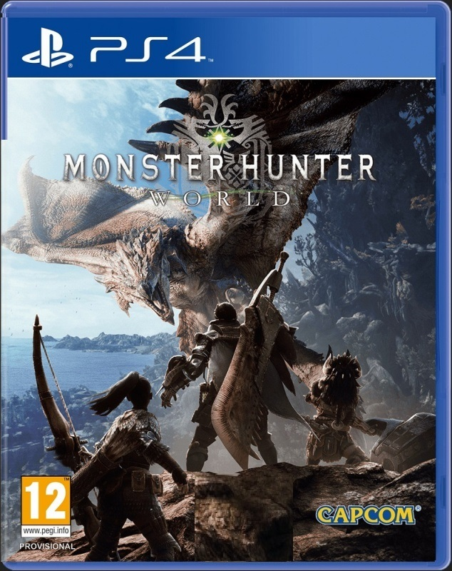PS4 Pro - Playstation 4 Pro 1TB + Monster Hunter