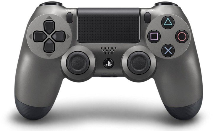 PS4 - DualShock 4 Controller Steel Black v2
