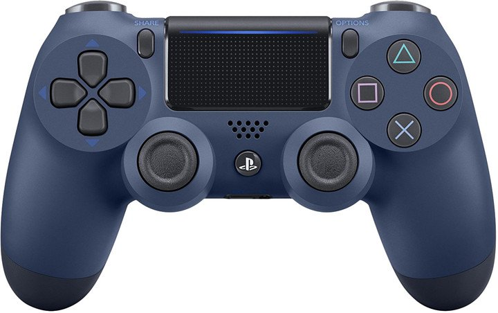 PS4 - DualShock 4 Controller Midnight Blue v2