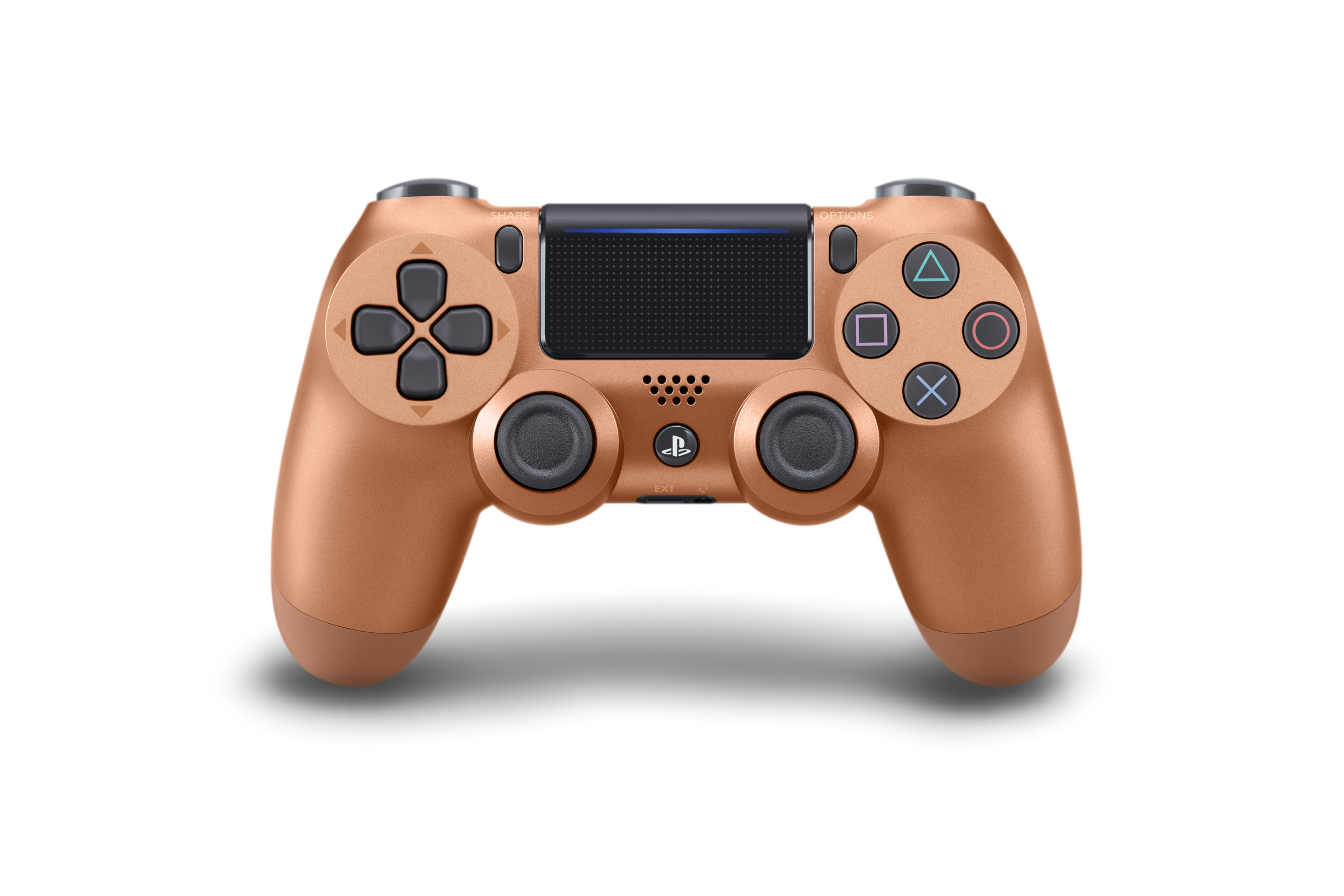 PS4 - DualShock 4 Controller Copper v2